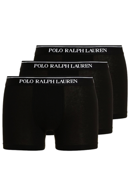 Ralph Lauren Trunks 3-Pack Black