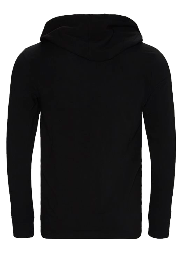 Ralph Lauren Lightweight Stretch Hoodie Black