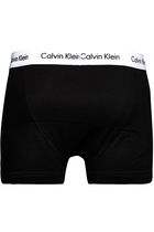 Calvin Klein Trunks 3-Pack Black