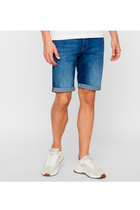 Calvin Klein Slim Signature Shorts Denim