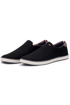 Tommy Hilfiger Slip On Sneaker Black