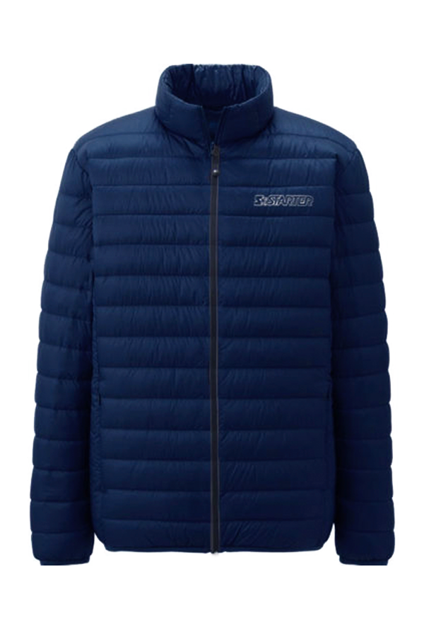 Image of   Starter Edge Padded Jacket Navy - L