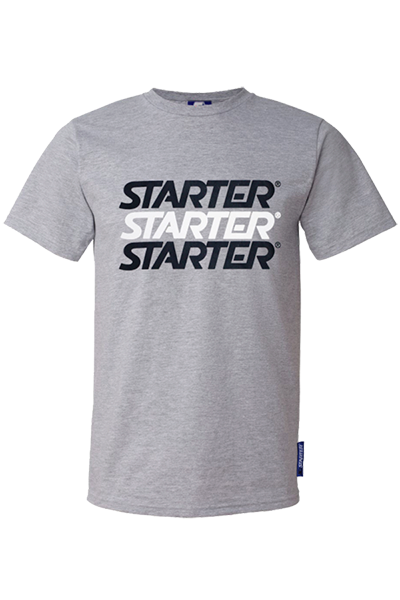 Image of   Starter Incline Tee Grey - L