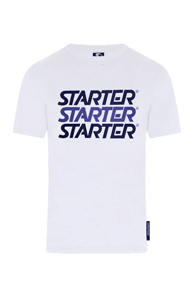 Starter Incline Tee White