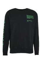 Nike New Swoosh Sweatshirt Black