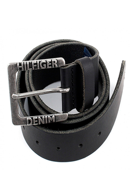 Tommy Hilfiger ORIGINAL THD BELT 4.0 Black
