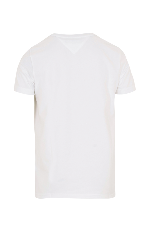 Tommy Hilfiger CN S/S Tee White