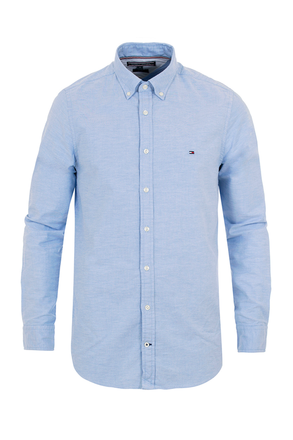 Tommy Hilfiger Oxford Shirt Light Blue