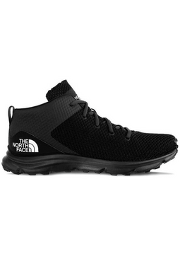 The North Face Sestriere Mid Sneakers Black