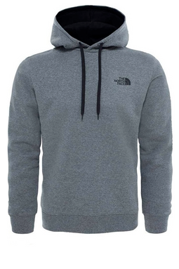 The North Face Seasonal Drew Peak Hoodie Grey Heather