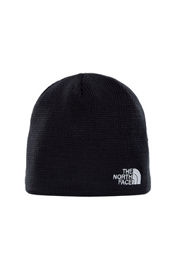 The North Face Logo Beanie Black