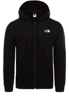 The North Face Open Gate FZ Hoodie Black