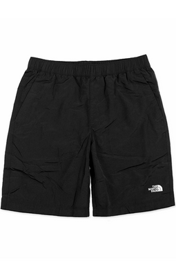 The North Face Logo Shorts Black