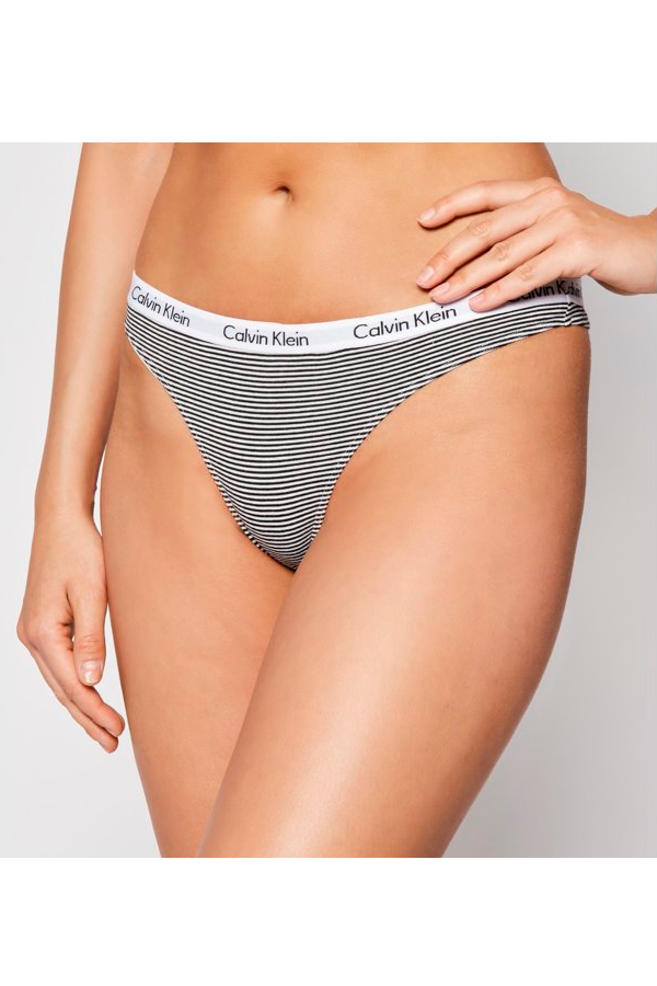 Calvin Klein Women 3-Pack Thong Multi