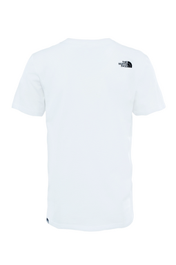 The North Face S/S Fine Tee White