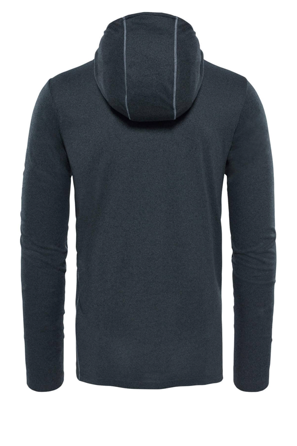 The North Face Reactor Sports Hoodie Dark Grey