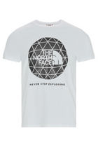 The North Face Geodome Tee White