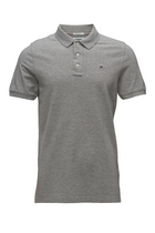 Tommy Hilfiger Fine Polo Grey