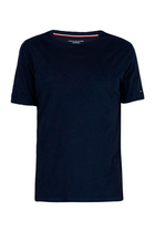 Tommy Hilfiger Side Logo S/S Tee Navy
