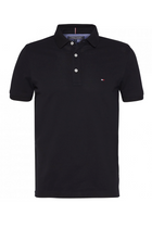 Tommy Hilfiger Regular Polo Black