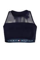 Tommy Hilfiger Women Flex Cotton Bralette Navy