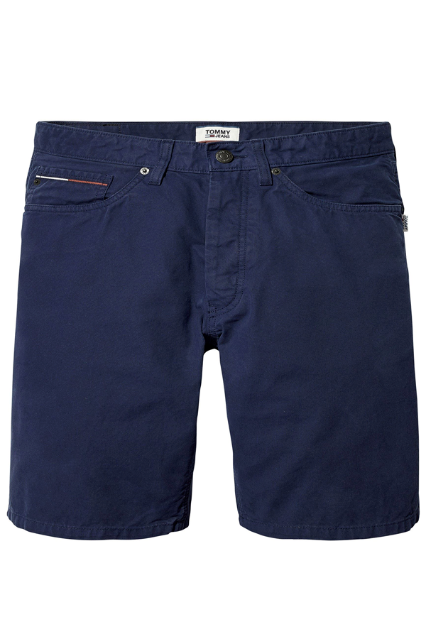tommy hilfiger – Tommy jeans baggy 5 pocket shorts navy - 36 fra luxivo.dk