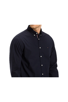 Tommy Hilfiger Lightweight Woven Shirt Navy