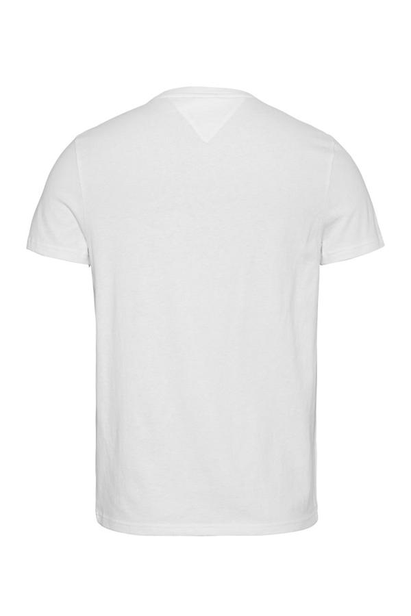 Tommy Hilfiger Contrast Box S/S Tee White