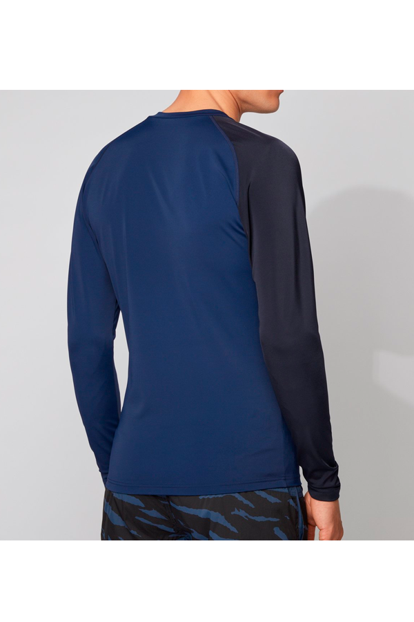 Hugo Boss Training L/S Tee Navy