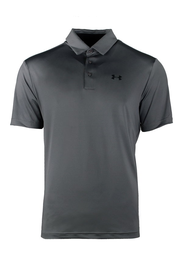 Under Armour Playoff 2.0 Polo Grey