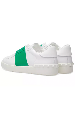 Valentino Open Low Top Sneakers White