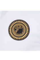 Versace Medusa Polo Shirt White