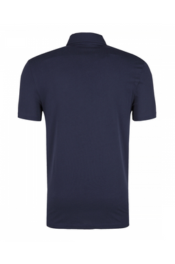 Versace Medusa Polo Shirt Navy