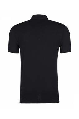 Versace Medusa Polo Shirt Black