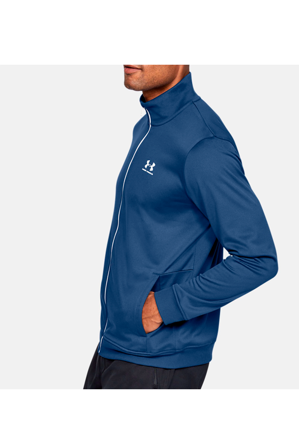 Under Armour FZ Sportstyle Jersey Blue
