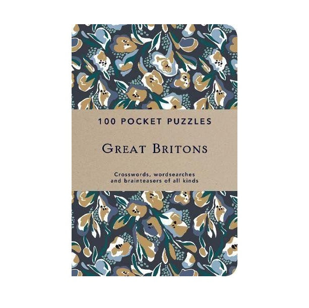 100 Pocket Puzzles : Great Britons