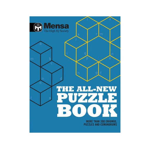 The All New Mensa Puzzle Book