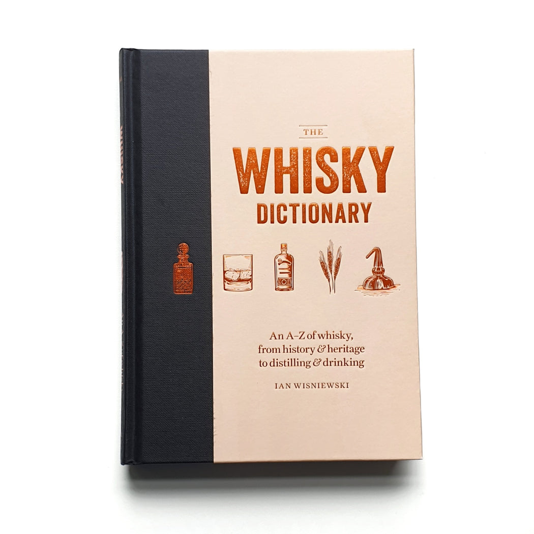The Whisky Dictionary Book
