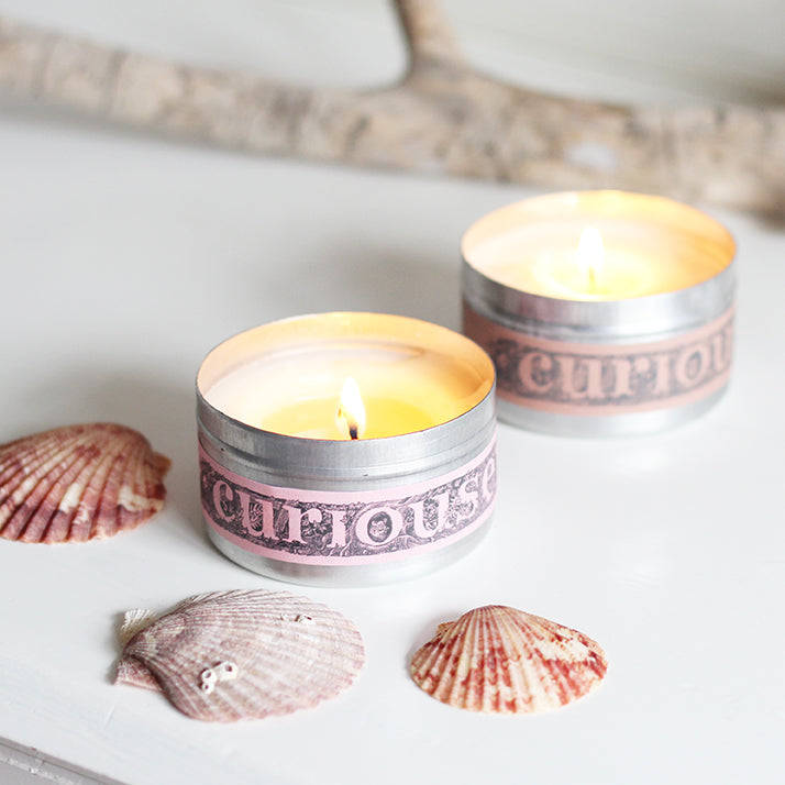 Curiouser Scented Candles