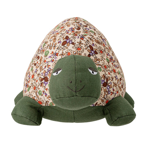 Halle Floral Tortoise Soft Toy