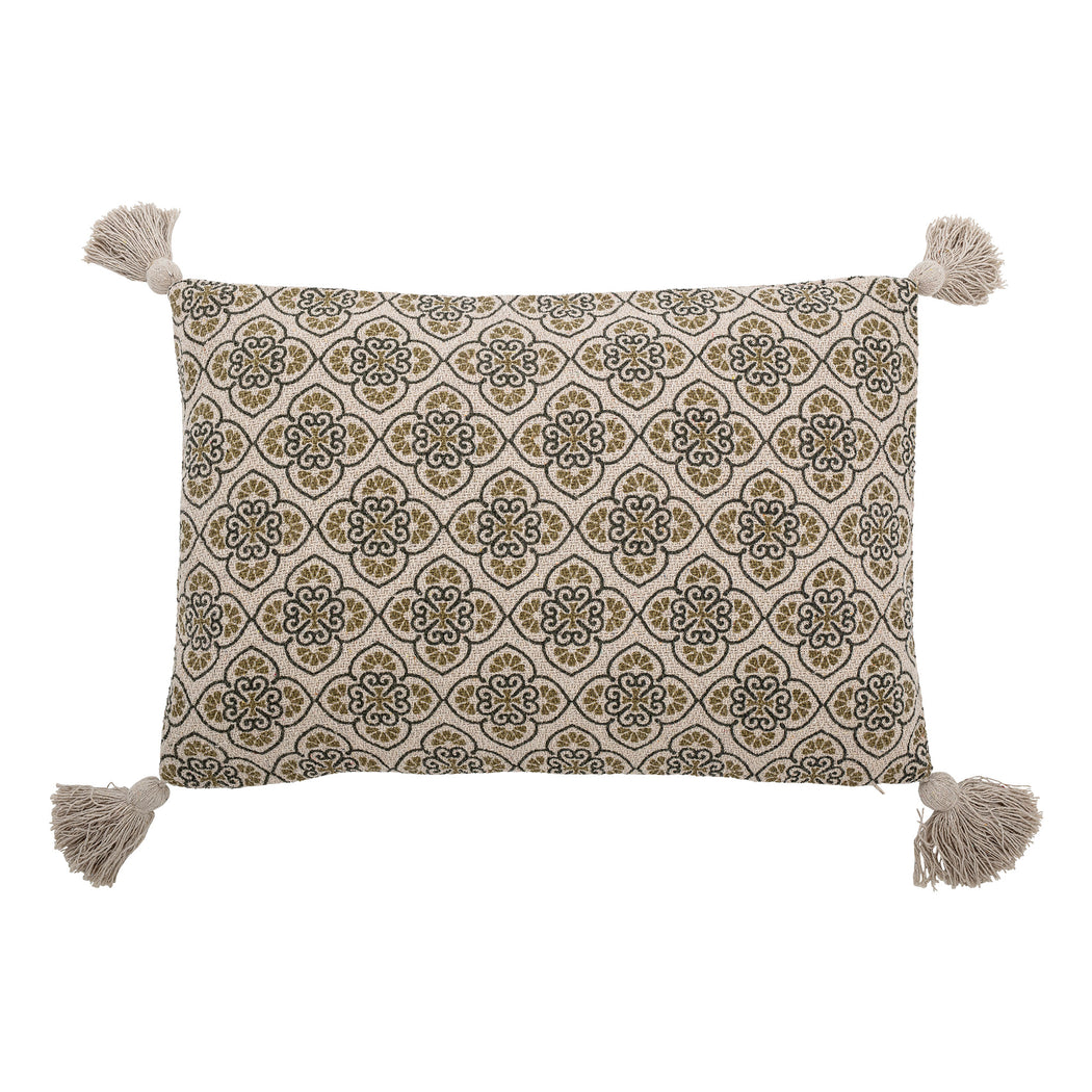 Cila Tiled Recycled Cotton Cushion