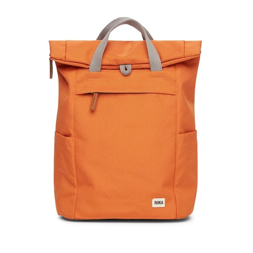 Medium Atomic Orange Sustainable Finchley Backpack