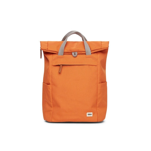 Small Atomic Orange Sustainable Finchley Backpack