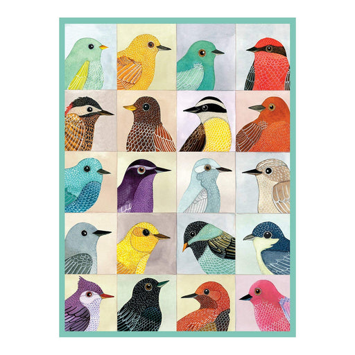 Avian Friends - 1000 Piece Jigsaw Puzzle