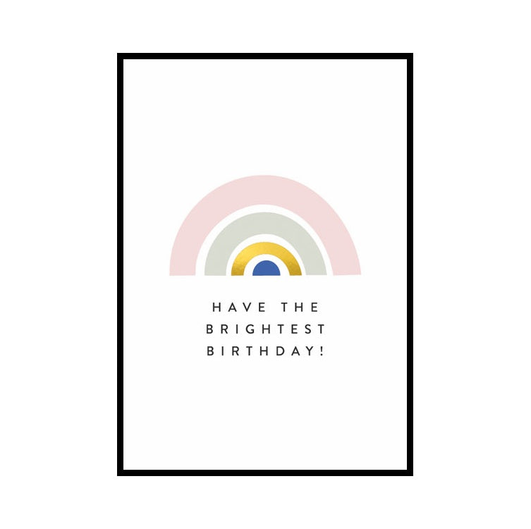 Have The Brightest Birthday Card