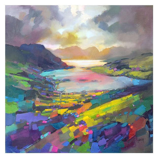 Ballachulish Art Print