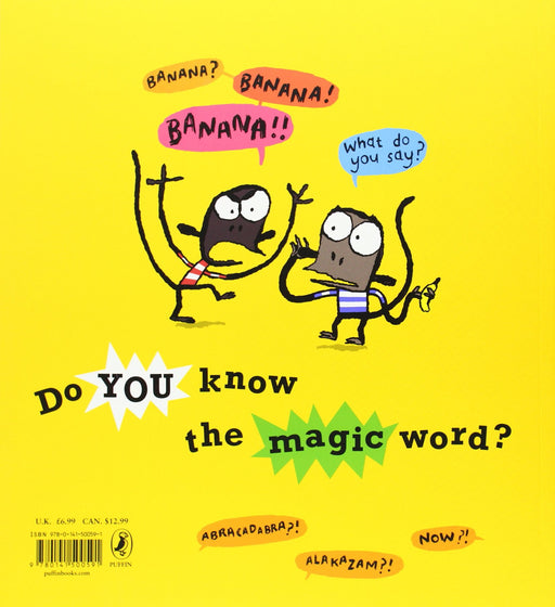 Banana! Board Book