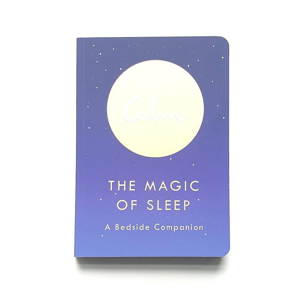 Calm The Magic Of Sleep Book