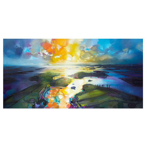 Clew Bay, County Mayo Art Print
