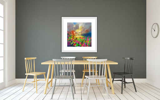 Convection Art Print